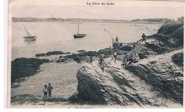 CPA LE CORMIER Les Rochers - La-Plaine-sur-Mer