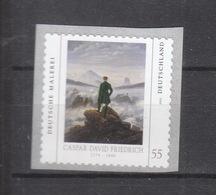 Deutschland BRD ** 2869  Caspar David  Auf Folie Selbstklebend Mit Nummer - [7] República Federal