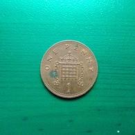 1 Penny Münze Aus Großbritannien Von 1989 (schön) - 1971-…: Dezimalwährungen