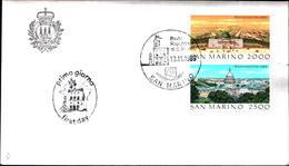 13278a)F.D.C.SAN Marino     Esposizione Filatelica Internazionale, A Washington - 17 Novembre 1989 - FDC