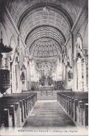 55 MONTIERS-SUR-SAULX - Intérieur De L'Église - Montiers Sur Saulx