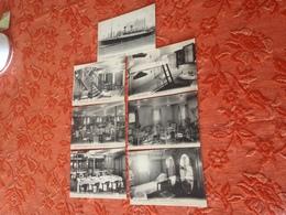 LE CUBA -  Lot De 7 Cartes (port à Ma Charge ) - Piroscafi