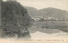 SAINT ETIENNE LES REMIREMONT - La Moselle - Les Casernes Et Saint Mont - LL 4 - Saint Etienne De Remiremont
