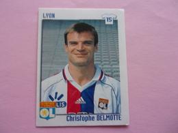 PANINI Foot 99  N°138  Lyon OL Christophe Delmotte - Panini