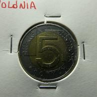 Poland 5 Zlotych 1994 - Polonia