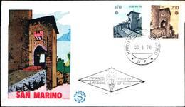 13285a)F.D.C.SAN Marino   Europa - 30 Maggio 1978 - FDC