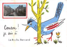 56-LA ROCHE BERNARD-N°C-3458-D/0391 - La Roche-Bernard