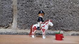 Playmobil N° 4641 - La Cavalière & Son Poney - Altre Collezioni