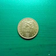 5 Lipa Münze Aus Kroatien Von 2011 (sehr Schön) II - Kroatien