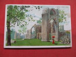 > England > Yorkshire > York  St Mary's Abbey   Has Stap & Cancel  -ref    3574 - York