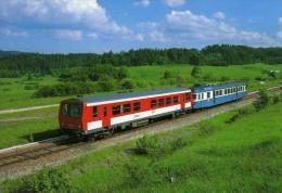 RU CT 08 - Autorail X 2257 Vers LA CHAUMUSSE - FORT DU PLASNE - Jura - SNCF - Trains