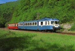 RU CT 11 - Autorail X 2858 Vers DORTAN-LAVANCIA - Jura - SNCF - Trains