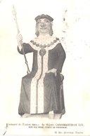 FR83 TOULON - Carnaval 1905 - Sa Majesté CARAMANTRAN - Animée - Belle - Carnaval