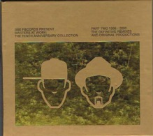 Masters At Work – The Tenth Anniversary Collection - Part Two (1996 - 2000) B2  HOUSE - Musik & Instrumente
