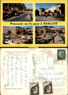 AJACCIO,FRANCE POSTCARD - France