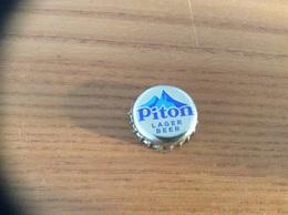 """Capsule * De Bière """"Piton"""" Sainte Lucie (Sainte Lucia - Caraïbes) Type 3 Dap - Bière"""