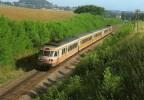 RU CT 13 - Turbotrain RTG Vers LAVIGNY - Jura - SNCF - Trains