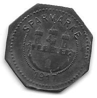 *notgeld Frankenstein 10 Pfennig 1917 Zn  4148.3 / F 134.4d - Altri