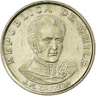 Monnaie, Chile, Escudo, 1972, Santiago, TTB, Copper-nickel, KM:197 - Chile