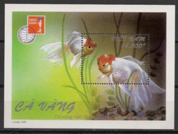 Vietnam - 1997 - Bloc Feuillet BF N°Yv. 94 - Poissons - Neuf Luxe ** / MNH / Postfrisch - Fishes