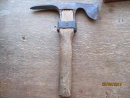 Pic-hache De Sapeur Allemand (strump Pionnier) Ww1 - 1914-18