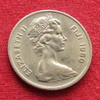 Fiji 5 Cents 1980 KM# 29 - Fidschi