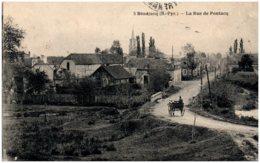 64 BENEJACQ - La Rue De Pontacq - Sonstige Gemeinden
