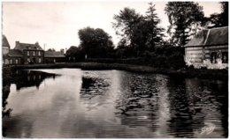 76 YVETOT - L'étang - Yvetot