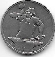 *notgeld Frankenthal  5 Pfennig 1918 Fe 4157.14/ F135.9 - [ 2] 1871-1918 : German Empire