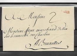 België  Mons Voorloper 1773 - 1714-1794 (Oesterreichische Niederlande)