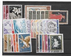 België  Volledige Reeksen  Xx Postfris - Belgien