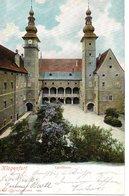 KLAGENFURT - Landhaus, Ed. Glaser Leipzig 1903, - Klagenfurt