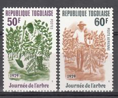 1979 Aéreo Yvert Nº 960,  MNH, 2º Aniversario De La Jornada Del árbol. - Togo (1960-...)