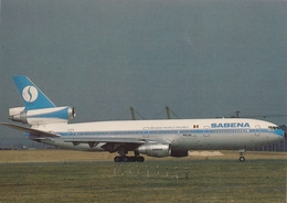 CP - Avion - Vliegtuig - Sabena - McD Douglas DC-10 - Xx-xxx - Autres