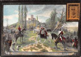 65-CHATEAU FORT DE MAUVEZIN-N°C-3474-A/0225 - France