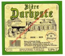Bière Darbyste 1,5L- Brasserie De Blaugies Dour - Bière