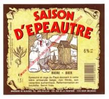 Saison D'Epeautre 1,5L- Brasserie De Blaugies Dour - Bier