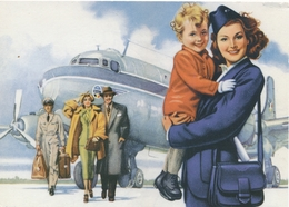 CP - Avion - Vliegtuig - Sabena - Autres