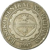 Monnaie, Philippines, Piso, 1997, TB+, Copper-nickel, KM:269 - Philippines
