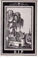 Victoria Francisca Alleiz (1791-1880) - Images Religieuses