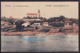 Grodno, General View, Unused, Ca 1916 - Weißrussland