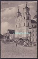 Grodno, Church, Written, Not Mailed, 1916 - Weißrussland
