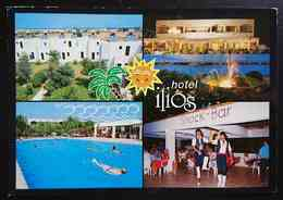 KOS / COS - TINGAKI - Hotel Ilios -   Vg - Grecia