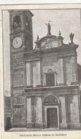 FACCIATA DELLA CHIESA DI NICORVO - Pavia