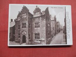 Plas Mawr Conway      -ref    3575 - Caernarvonshire