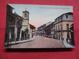 Street In Colon  Panama    Ref    3575 - Panama