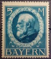 BAVARIA 1914 - MNH (1 Small Trace On Gum) - Mi 107I - 5M - Bayern