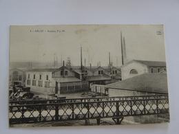 BOUCHES DU RHONE-4-ARLES-ATELIERS PLM - Arles