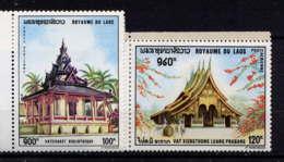 LAOS - A64/65**  - PAGODES - Laos