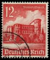 3. REICH 1940 Nr 756 Gestempelt X85D912 - Oblitérés